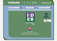 katalógové CD na IDEB 2006