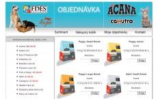 objednávková aplikácia euro-premium.sk