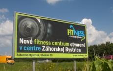 billboard a poster pre fitness Lochness