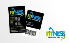 zákaznícke karty Fitness Club Lochness