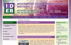 webka veľtrhu IDEB 2010