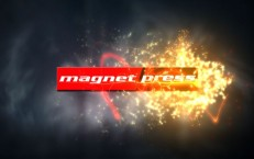 animovaná prezentácia pre MagnetPress