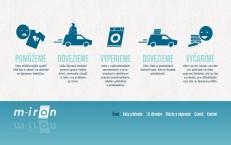 webka práčovne M-iron
